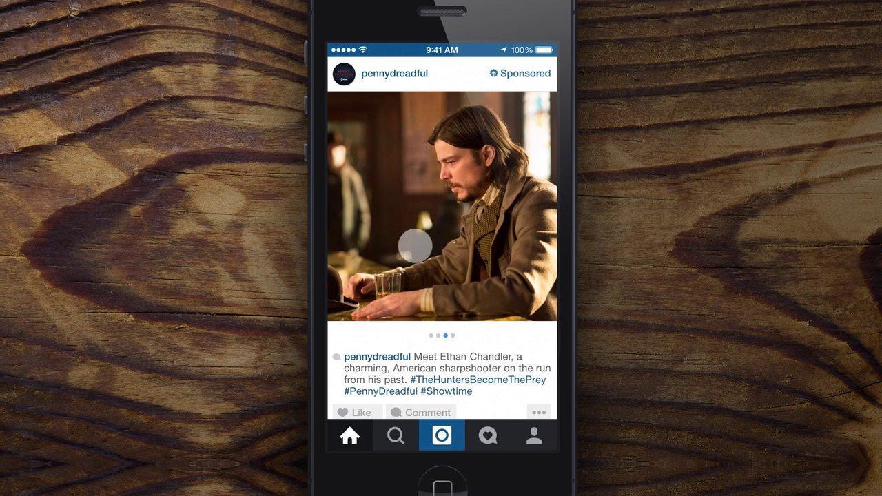 Propaganda no instagram - DXFoto