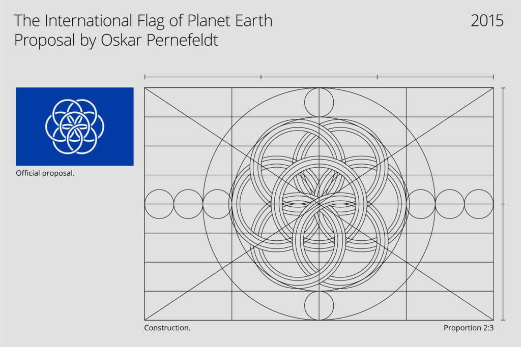 Grid Construtivo da Bandeira - acredite.co