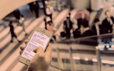 O seu site é adaptado para as telas pequenas dos smartphones? Deveria.