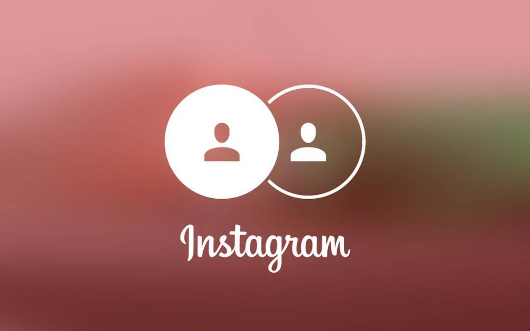 Instagram permite alternar várias contas no mesmo celular