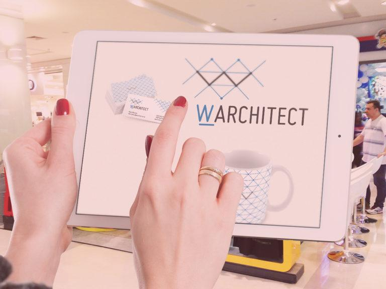 W Architect, Marca e Identidade Visual