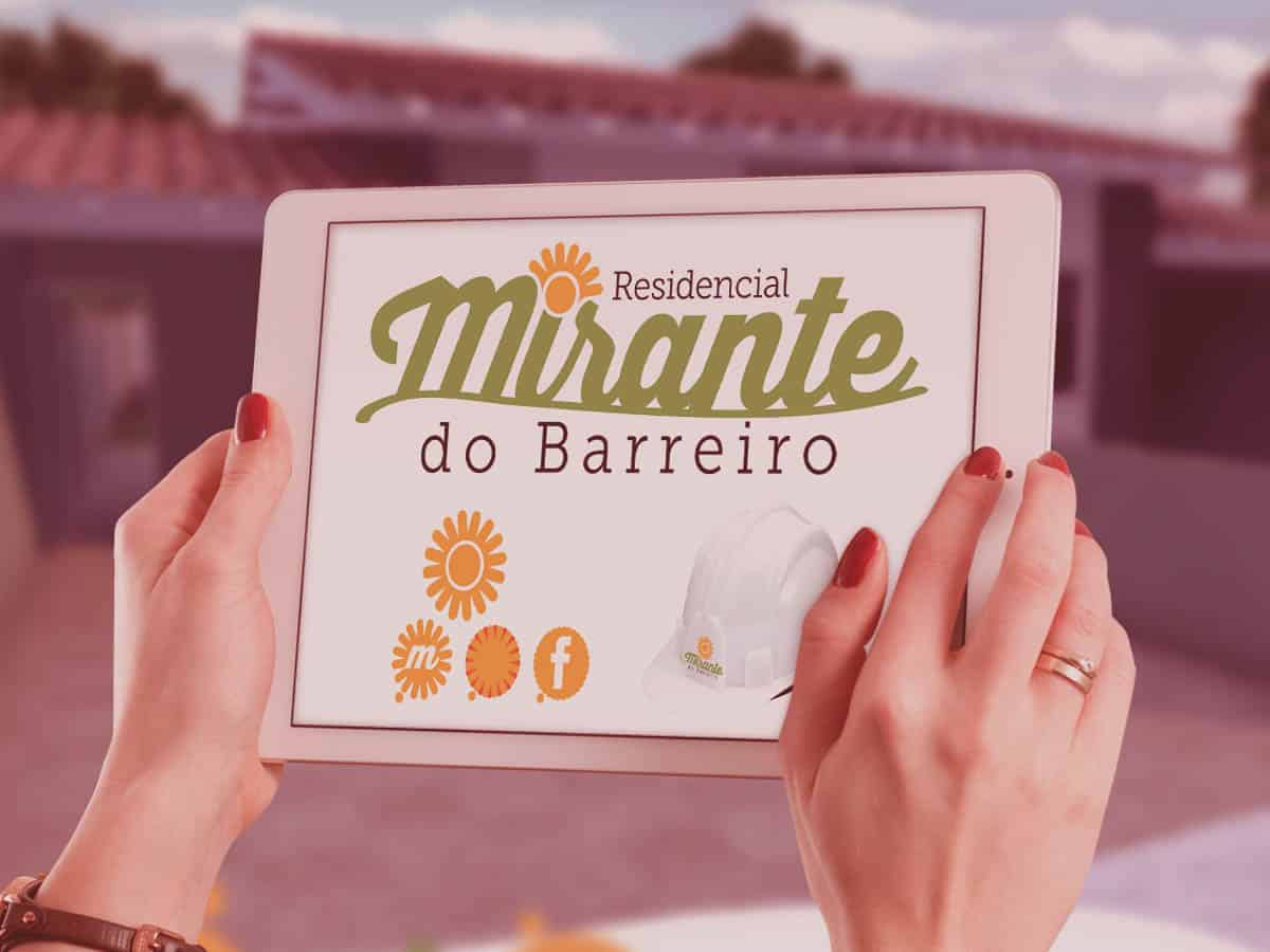 Residencial Mirante do Barreiro, Marca e Id. Visual - Acredite.Co