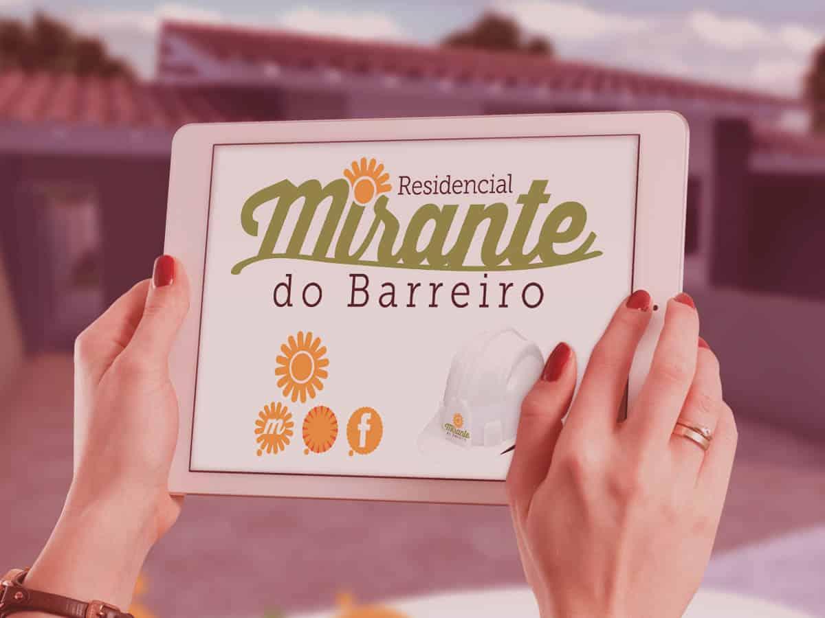 Residencial Mirante do Barreiro, Marca e Id. Visual - Acredite.Co