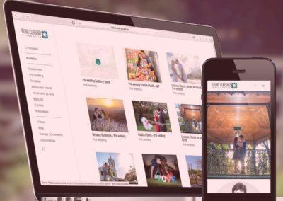 Site Fábio Cursino Fotógrafo