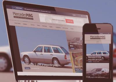 Site Mercedes Magazine