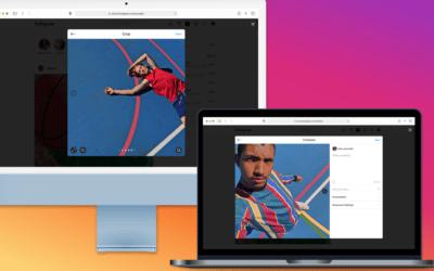 Instagram permite publicar fotos e vídeos pelo computador, saiba como!